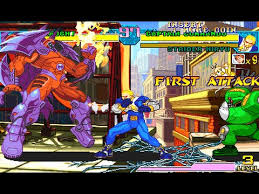 capcom apk marvel vs capcom clash of heroes para android tiger arcade