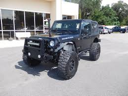 grey jeep wrangler 2 door jeep wrangler rubicon 4wd in florida for sale used cars on