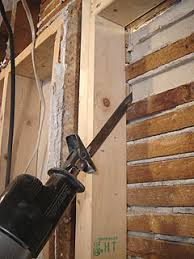 Rough Opening For 30 Inch Interior Door Cutting A Door Opening In An Interior Non Structural Wall