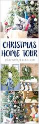 Beautifully Decorated Homes For Christmas 17 Best Images About Christmas On Pinterest Brown Paper
