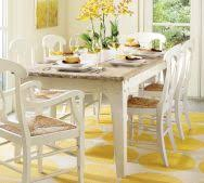 Dining Tables Pottery Barn Style Christine Fife Interiors Design With Christine