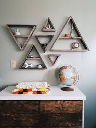 best 25 triangle shelf ideas on pinterest rock collection