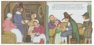 the pilgrims book 5 thanksgiving books for kids