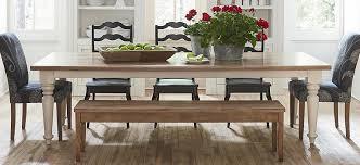 bassett dining room furniture rectangular tables