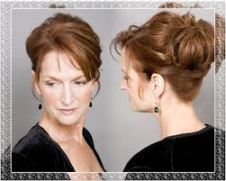 mother of the bride hairstyles partial updo image result for updos for mother of the bride medium length hair