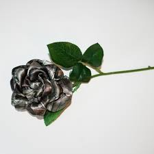 Long Stem Rose Camouflage Rose