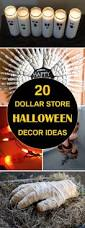 Halloween Home Decor Catalogs by Best 25 Dollar Store Halloween Ideas On Pinterest Diy Halloween