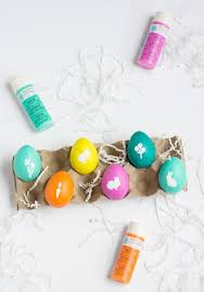 cool easter ideas ombre splatter paint marble and 8 other cool easter egg ideas