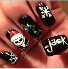 best 25 nightmare before christmas nails ideas on pinterest