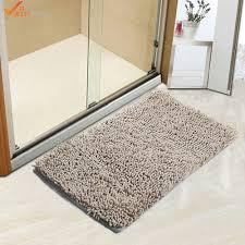 Modern Bathroom Rug Musthome 40x60cm Non Slip Bath Mat Microfiber Modern Bathroom Rug