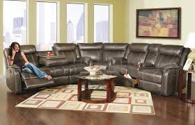 Seven Piece Reclining Sectional Sofa by Sofa Delightful 3 Piece Reclining Sectional Sofa 3 Piece