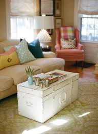 Decorative Trunks For Coffee Tables Terrific Living Room Trunk All Dining Room