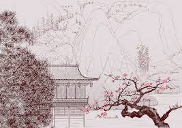 image gallery japanese wall murals