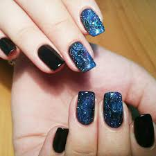 how to do galaxy nails art best design with tutorial ladylife