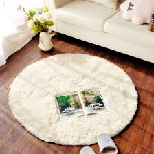 Living Room Carpet Rugs Amazon Com Oneoney Round Shaggy Area Rugs And Carpet Super Soft