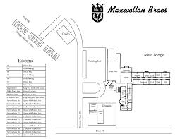 Map Of Door County Wi Map Of Maxwelton Braes Door County Lodging Maxwelton Braes