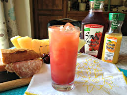 vodka tonic cranberry mocktail drinks for summer entertaining and a giveaway todaysmama