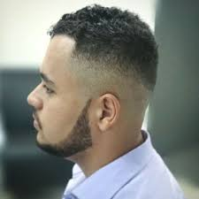 good haircuts for guys with receding hairlines men s short
