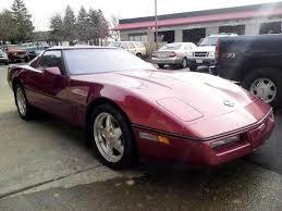 1990 corvette review corvettes on craigslist 1990 corvette zr 1 for 11 900 corvette