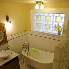 7 ways to brighten your home with vinyl framed glass block windows