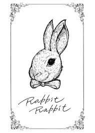 rabbit rabbit rabbit rabbit burger delicious menu by xinfu issuu