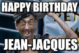 Jacques Meme - happy birthday poor dude meme en memegen