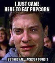Mj Meme - michael jackson eating popcorn meme and other funny photo comments