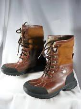 rugged ugg boots original ugg ugg australia comfort lace up casual boots for ebay