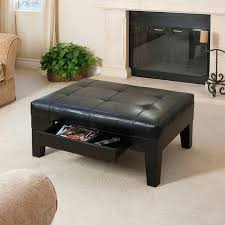 ottoman square storage ottoman table default name black storage