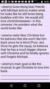 What Is Being Blind Like Blind Jeremy Be More Chill Au Musical Fans Amino