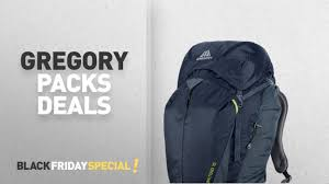 save 25 on select gregory packs black friday on amazon youtube