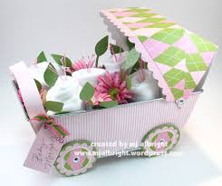 baby carriage bouquet beauty lies within