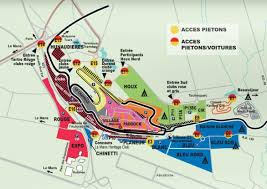map of le mans le mans classic 6th 8th july 2018 travel tickets and