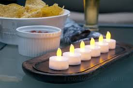 Home And Yard Design by Amazon Com Frux Home And Yard 24 Flameless Tea Lights Yellow