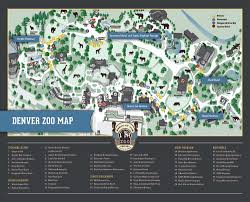 Colorado Brewery Map by Lindsey Beal