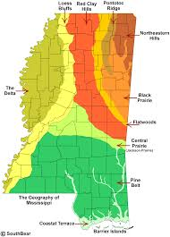 Map Of Ms Where They Call Home U2013 Choctaw Nation