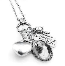 Personalized Memorial Necklace Personalized Memorial Jewelry Created In Long Lasting Allergy