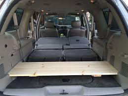 14 diy cargo shelf for chevy trailblazer robmcbryde com
