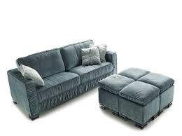 canapé et pouf assorti inspiration canapé convertible fauteuil assorti idées