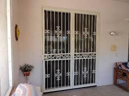 ornamental iron security doors nucleus home