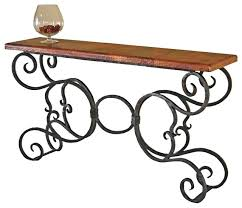 Wrought Iron Console Table Best 25 Wrought Iron Console Table Ideas On Pinterest Wood And In