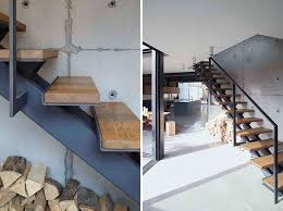 Industrial Stairs Design 222 Best Stairs Design Images On Pinterest Stairs Stair Design
