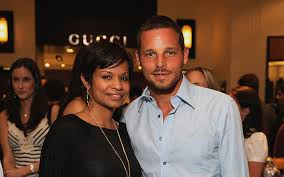 justin chambres keisha chambers married to actor justin chambers in 1993 no