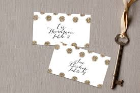 Placecards Sparkle Everywhere Wedding Place Cards By Aspacia Kusulas Minted