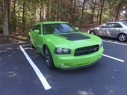 2007 dodge charger diminished value car appraisal