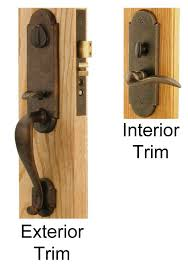 Mortise Interior Door Hardware Emtek Cheyenne Sandcast Bronze Mortise Lock Shop Locks Hardware
