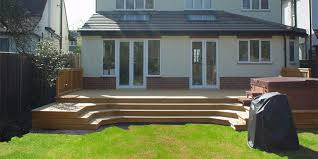 Garden Decking Ideas Uk Free Design And Quote Service From Topdeck Uk