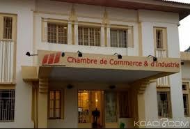 la chambre du commerce d ivoire election à la chambre de commerce et d industrie des