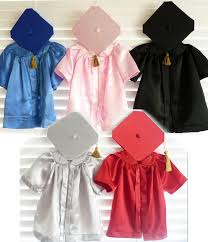 baby graduation cap and gown items similar to infant graduation cap and gown robe for