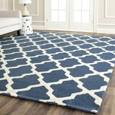 Area Throw Rugs Lovable Navy And White Area Rug Blue Throw Rugs Roselawnlutheran